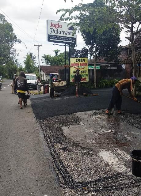 Jasa Perbaikan Jalan Aspal Murah